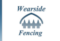 Wearside Fencing Logo